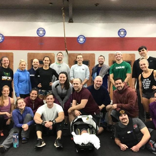 Looking for a change? The new cycle of CF Foundations begins this Tuesday at 7PM. Our beginner course is 2 days a week every Tuesday and Thursday at 7pm for 4 weeks. Join today!! REGISTER ONLINE for our next cycle:  https://sumnercrossfit.wodify.com/OnlineSalesPortal/Plans.aspx?IsMobile=False&LocationId=6891  FOLLOW US ON INSTAGRAM: @sumner_crossfit  #crossfit #crossfitfamily #makethechange  Email for more details: community@sumnercrossfit.com  STRENGTH•COMMUNITY•FITNESS