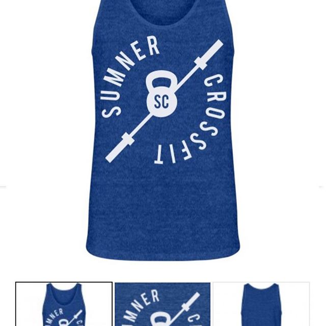WE ARE NOW SELLING NEW SUMNER CROSSFIT MERCHANDISE THROUGH OUR ONLINE STORE.  ALL LOGOS ARE DESIGNED BY @gina.paulson FOR SUMNER CROSSFIT.  WE OFFER MEN'S AND WOMEN'S TEES, TANKS AND SWEATSHIRTS. HATS, COFFEE MUGS,ETC. THERE ARE ALSO KIDS AND BABY TEES AND TANKS.  CHECK OUT OUR NEW STORE:  https://www.customizedgirl.com/s/SumnerCrossFit  STRENGTH•COMMUNITY•FITNESS #sumner_crossfit #crossfit #crossfitfamily