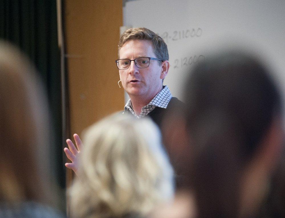 Framtidens medborgarservice - Patric Klaremo har varit en flitigt anlitad föreläsare kring etablering och utveckling av kommunal medborgarservice.