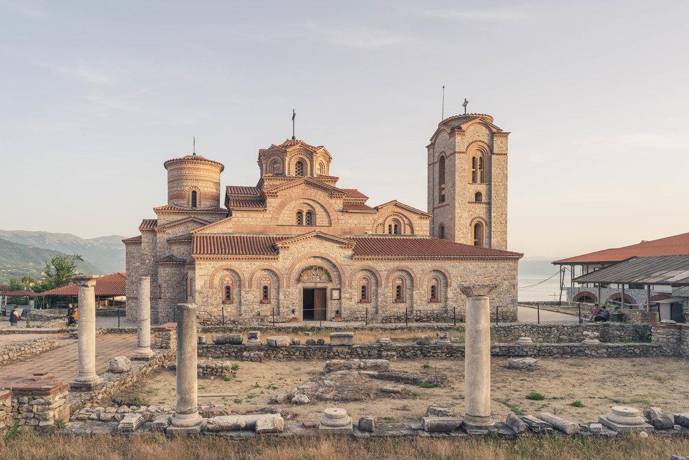 Saint Sophia in Ohrid