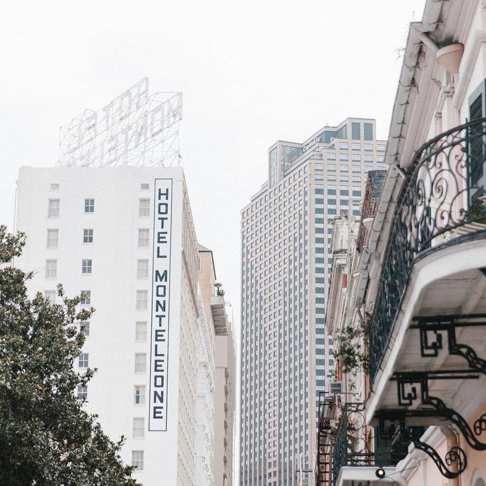Photo Credit:   Hotel Monteleone