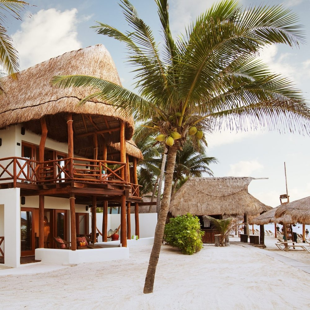 Mahekal Beach Resort, Playa Del Carmen - This is an longtime favorite that was completely renovated and expanded in 2014. Although we were initially unsure about the changes, we've grown to appreciate the improvements. We always recommend 1/2 board which allows the flexility to enjoy your choice of meal on property and still go out. If you are headed to Playa Del Carmen this is the only place to stay.