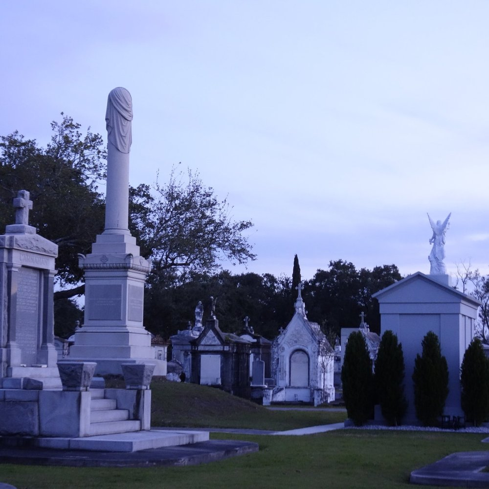St. Louis Cemetary #1