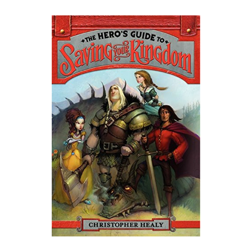 The Hero's Guide to Saving Your Kingdom - A fun story with humor shining through each of the four familiar tales of 'Prince Charming.' After meeting each prince and princess, some who are witty and smart, others who are spoiled and mean, the princes join forces and go on an adventure to rescue Cinderella who has been captured by a witch. Chapter headings such as 'Prince Charming Should Not Be Left Unsupervised' are clues to the wit found throughout the book. From start to finish the hero's guide is filled with good-natured jokes about the faults and strengths of each of the princes, as well as the strong supporting stories of the princesses.