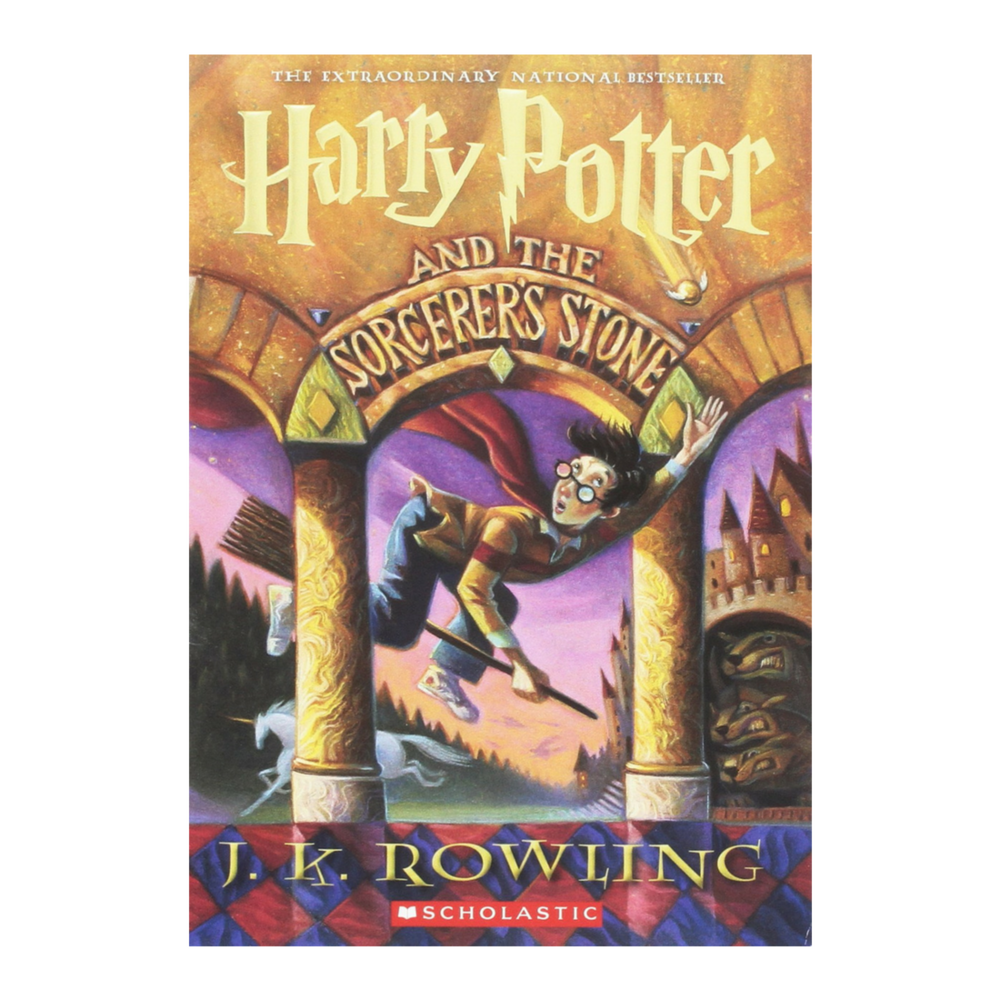 Harry Potter and the Sorcerer's Stone- Bonus recommendation - It made seem ridiculous, or 'riddikulus' for die-hard fans, to recommend Harry Potter. However, this is a special invitation for kids (or adults) who have read the entire series. This summer, find a spot in the shade of a willow tree, or in the hot sun of an old playground, or overlooking a lake that (with some imagination) could contain mermaids, and re-read the first book. Take time to wonder at all of the hints that were given to this epic tale's ultimate conclusions from the very start of this wizarding journey. It's also the perfect book to read to younger kids during summer babysitting jobs.