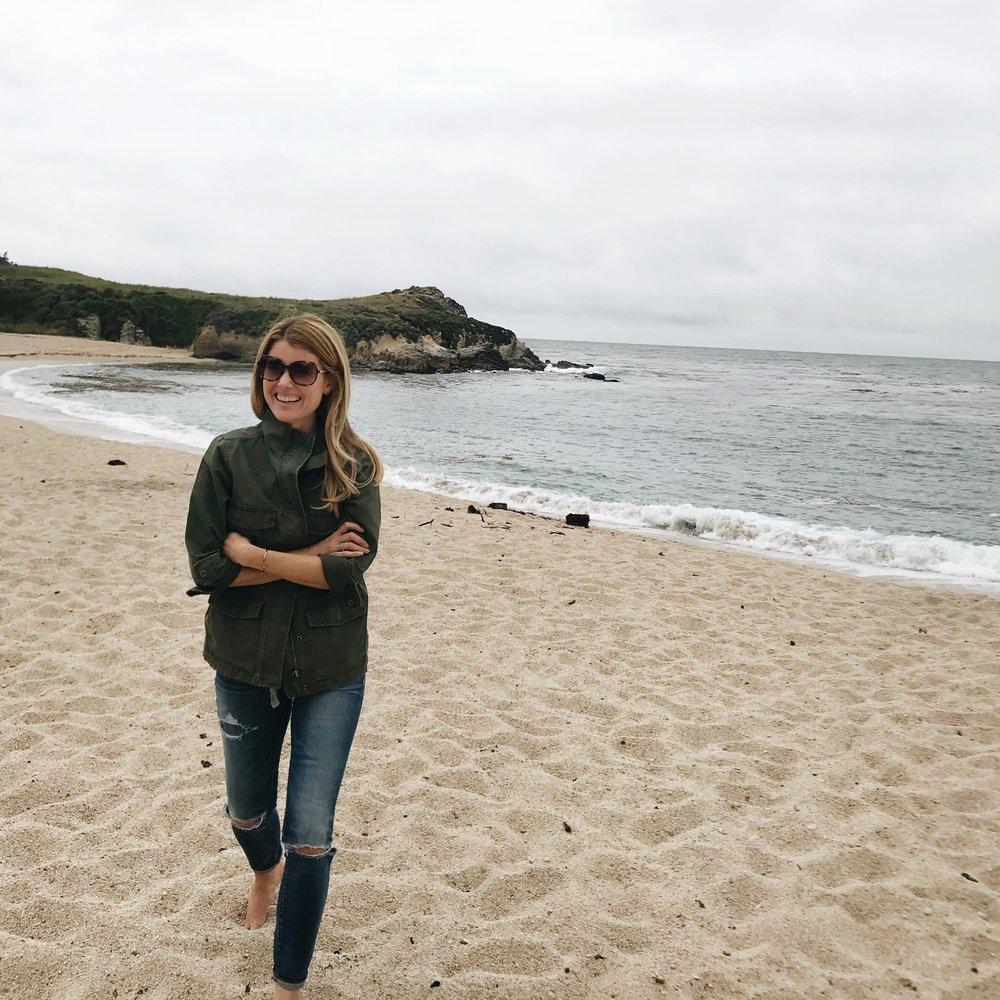 Carmel River State Beach (Monastery Beach)