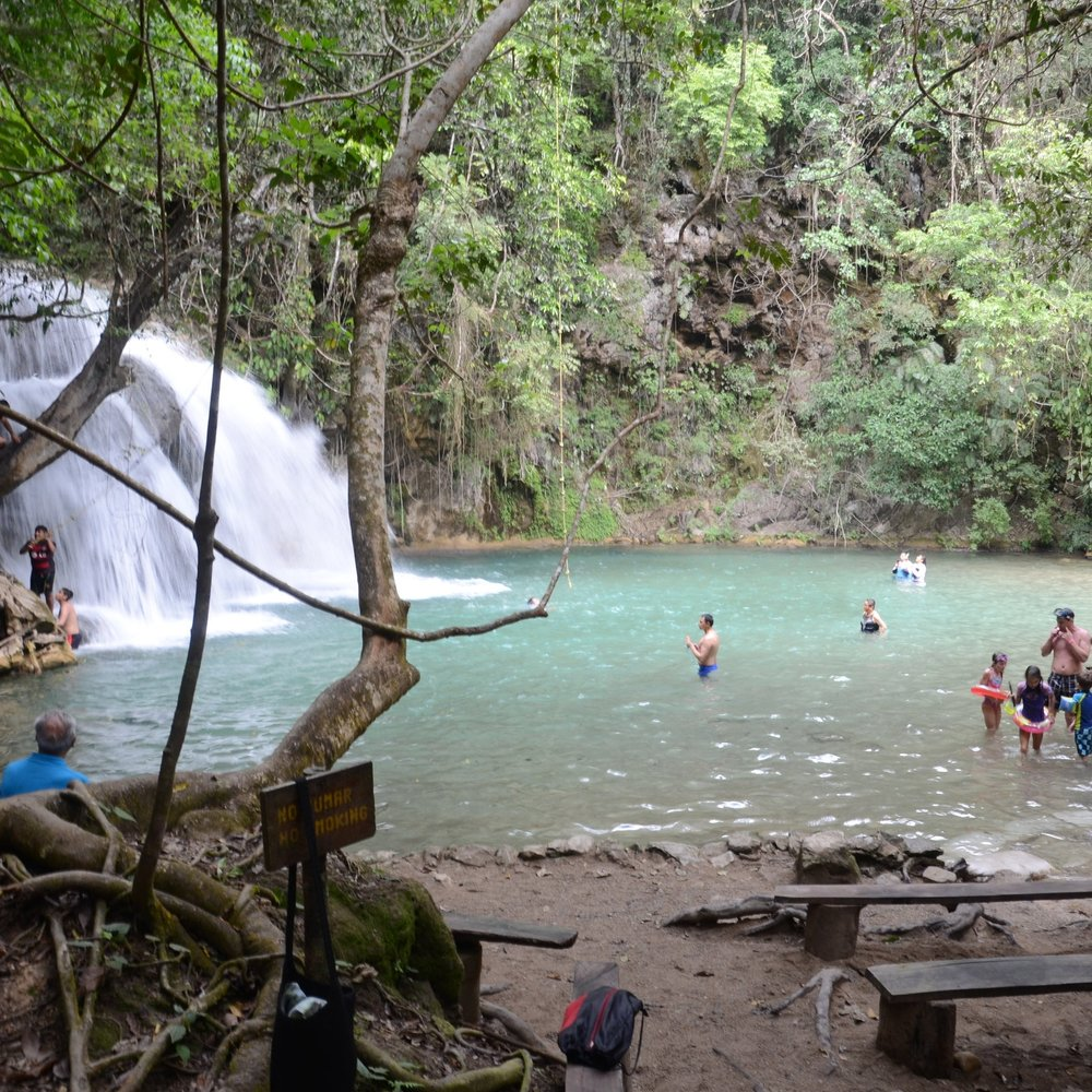 Copalita Waterfalls