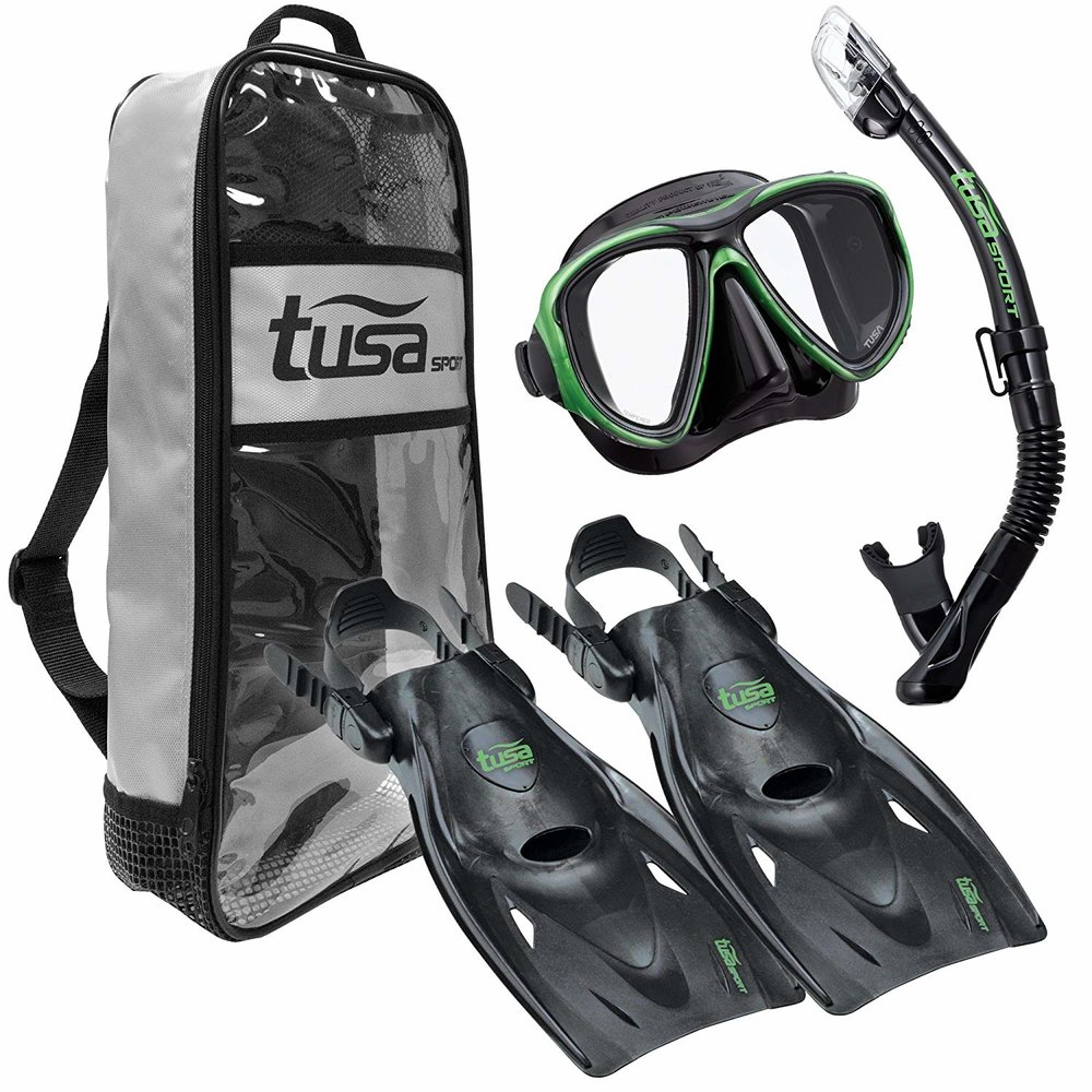 Travel Snorkel Set