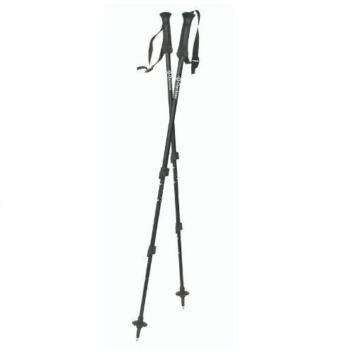Retractable/collapsible hiking poles.