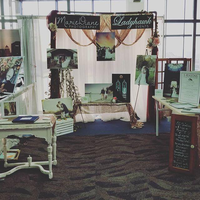 Wendy's Bridal Show Weekend!! Come see us and @mariedianephotography in the lobby!! 💍💍💍💍💍💍💍💍 #loveyourjourney #weddings #weddingplanner #weddingplannerlife #engaged #events #eventplanner #eventplannerlife #bosslady #wifelife #momlife