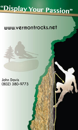 "Call 802.380.9773 to Order Your Own Vermont Rock! - I love rocks, building all sorts of things, and many outdoor sports. These figures represent the connection of these interests. ""Display Your Passion""   Displaying these sculptures around the home and at work gives you a sense of pride in your sport as well as serving as a reminder of what you'd rather be doing. Sports figures are laser cut in stainless steel and polished with a ""grained"" finish. Then they are set in native Vermont stone which is carefully selected to complement the figures' particular sport."