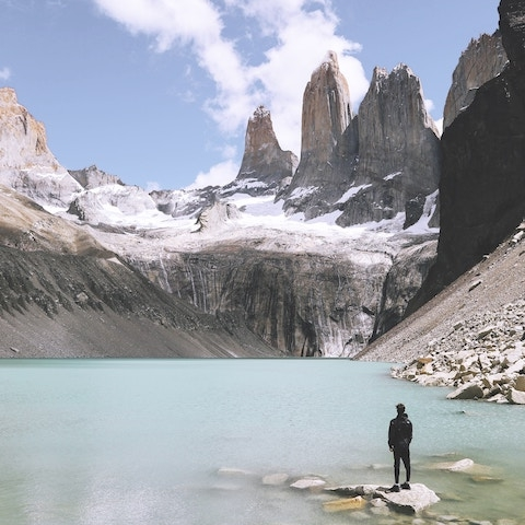 Perfect Patagonia - TTC Ally Adventures | Dates TBD