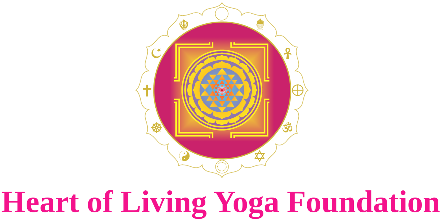 Heart Of Living Yoga