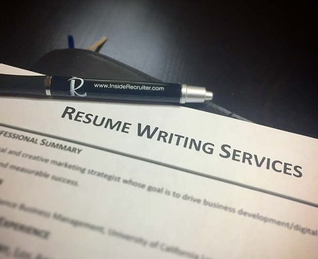 Professional resume writing services - Inside Recruiter is a professional resume writing company. Our professional resume writers combine their knowledge of how the recruiting industry works and your career goals into a winning document. Learn More.