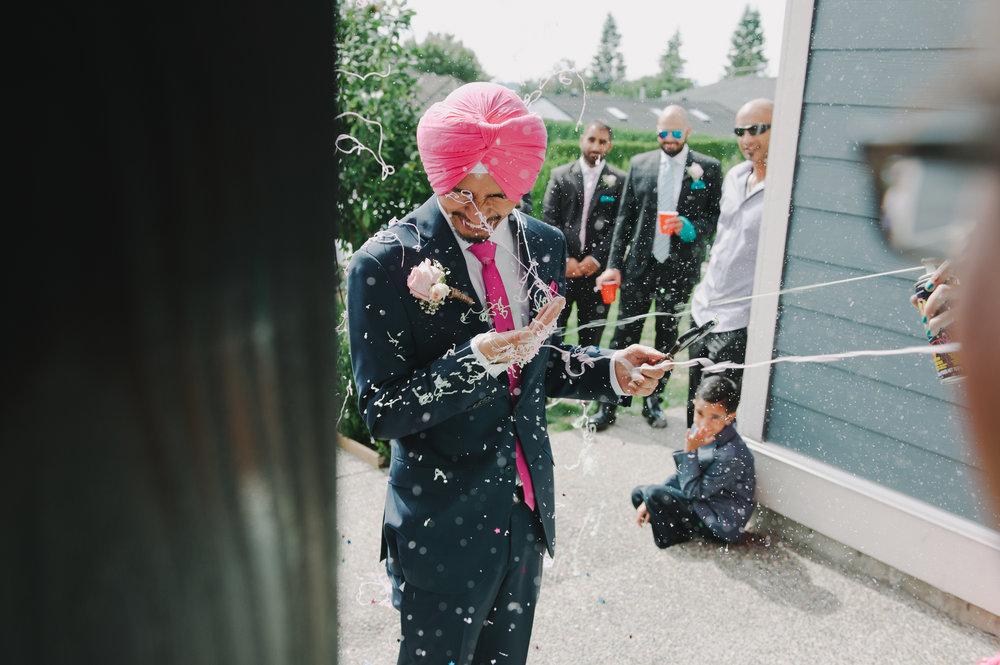 Vancouver Wedding Photographer - Indian Wedding