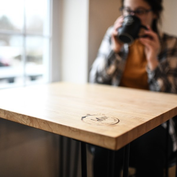 We have a table + a warm cup of coffee waiting for you to join us ☕️