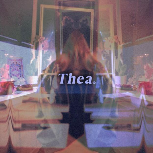 David.Cuf - Thea. EP