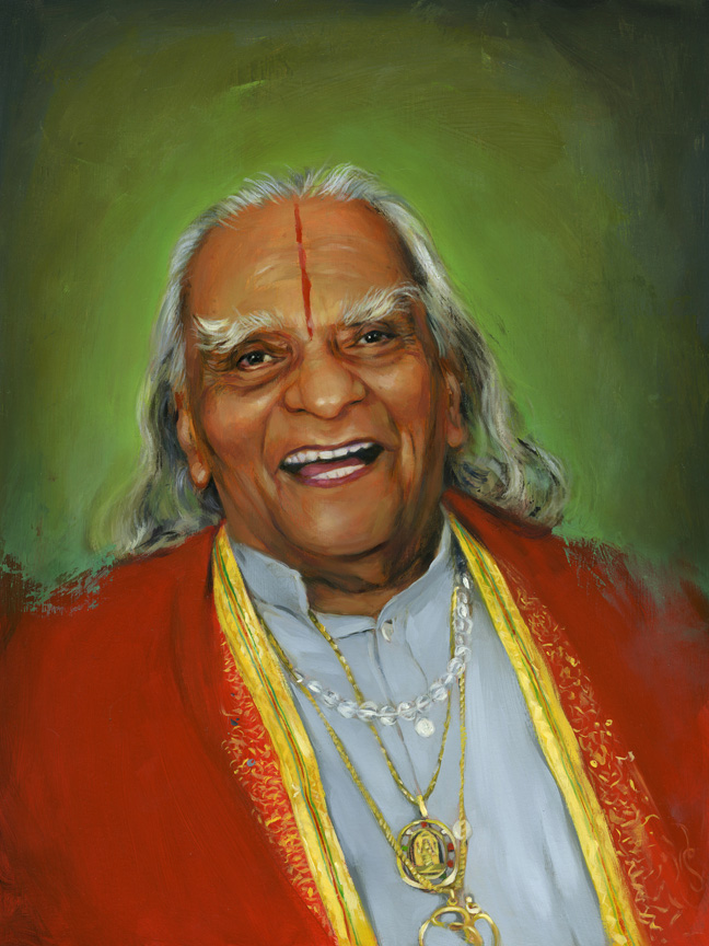'BKS Iyengar', for Yoga Journal Magazine, 2005