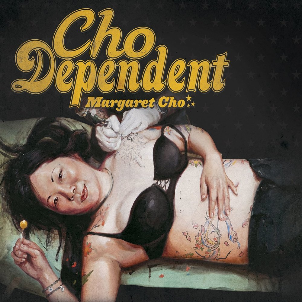 Margaret Cho's 'Cho Dependent', Album art usage, 2010