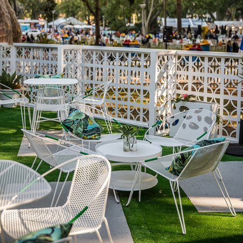 - Palm Springs Hits Sydney With Caroline Beresford — The Stylephiles