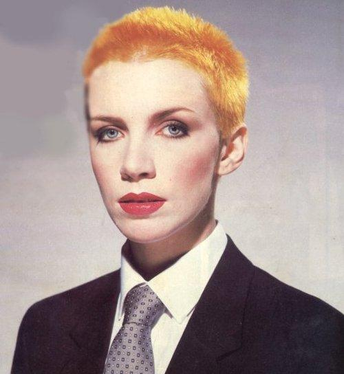 Annie Lennox, obviously.