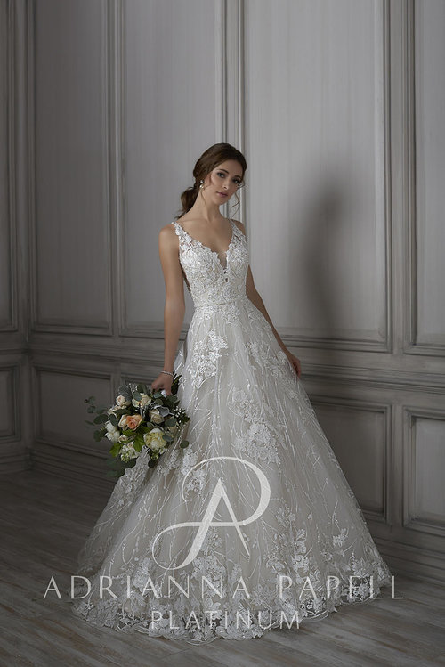 Adrianna Papell — The Bustle Bridal Boutique