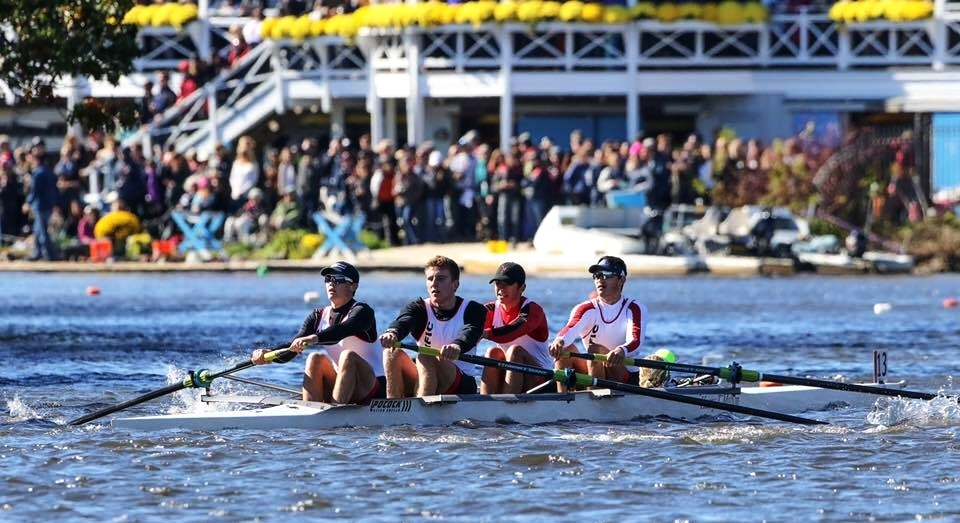 Boston Bound - Pacific makes their 5th trip to HOCR in October 2017