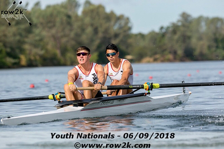 Congrats to our men's pair finishing 5th in the nation!💯💪🏻 Catch this duo back in action in less than 48 hours as they head their way to selection!🔥 #gainz Good Luck Greg'19 and Zach'20 at selection and congrats on a great season❤️👊🏻 #truepair #bros4lyfe #bromance #natties