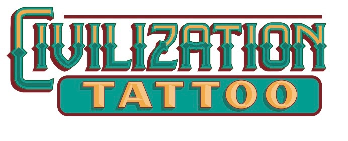 Civilization Tattoo