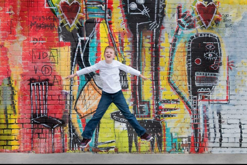 Dance - When dance teacher Kim Smith was unable to find a program for her differently-abled daughter, she combined her love of teaching dance, her determination to give all children the opportunity to express themselves artistically, and  her conviction that through Reagan's Wish, a charity inspired by Kim's daughter, she could give every child a Chance to Dance.