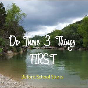 Teachers do these 3 critical things to get ready before the school year starts.   Pin this!
