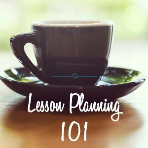 Lesson planning explained for new teachers