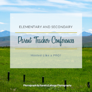 Teachers can host successful parent teacher conferences. Learn how, here! Pin This!