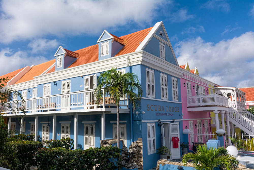 Scuba Lodge & Ocean Suites, Curacao -