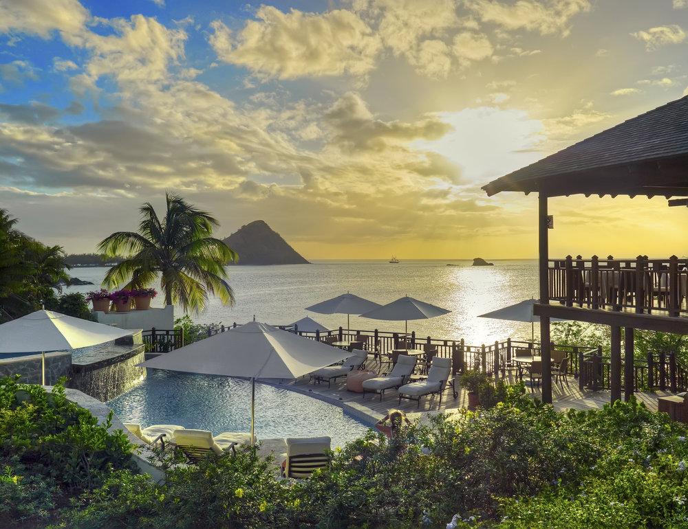 Cap Maison, St Lucia -