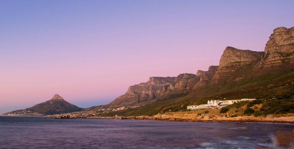 The Twelve Apostles, Cape Town -