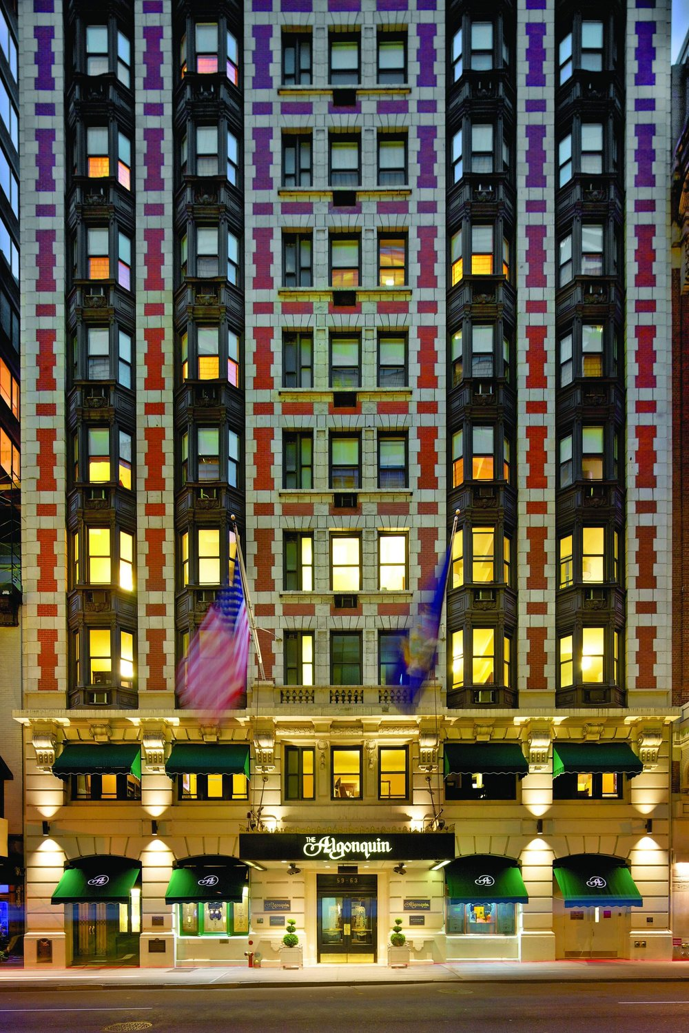 The Algonquin Hotel, New York -