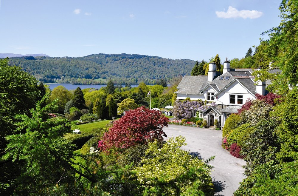 Lindeth Fell Country House, Windermere, UK  -