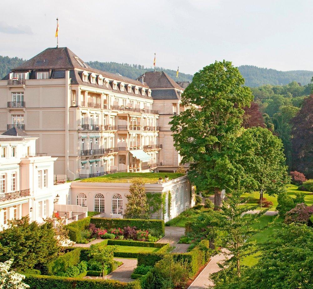 Brenners Park-Hotel & Spa, Baden-Baden, Germany