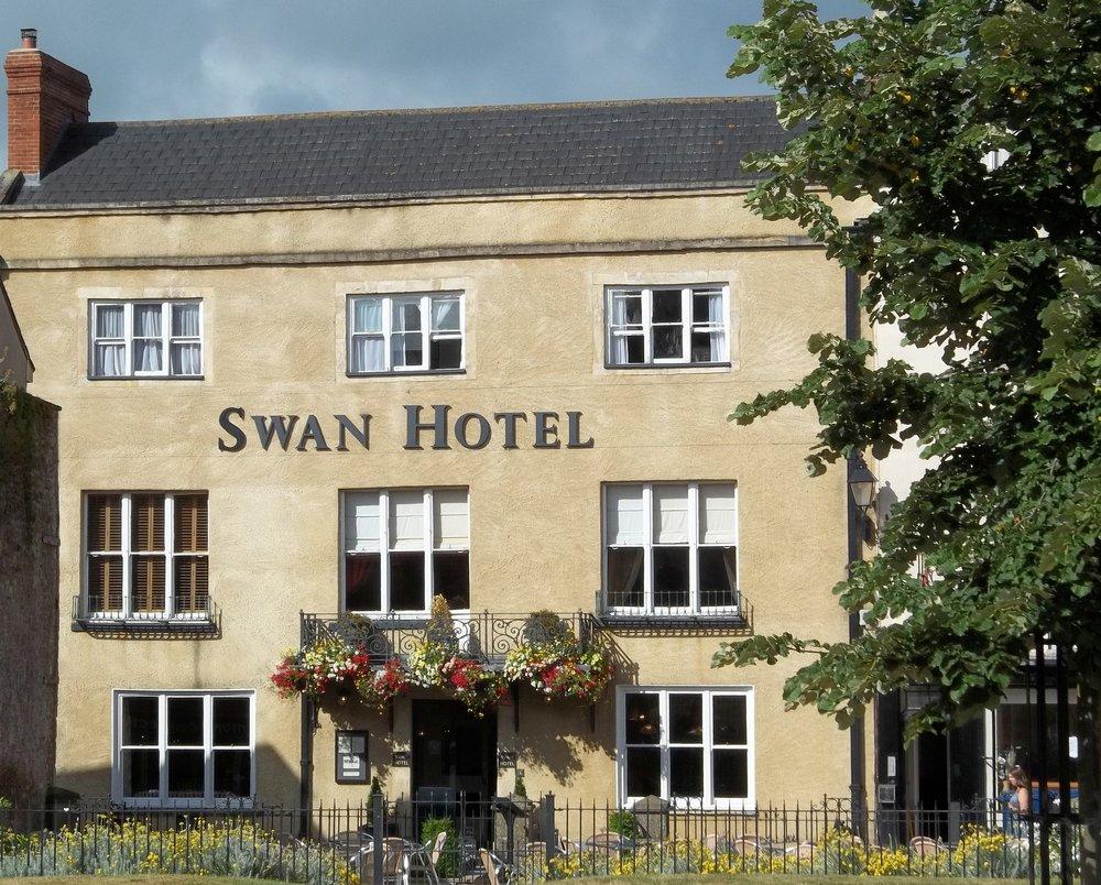 Swan Hotel Wells