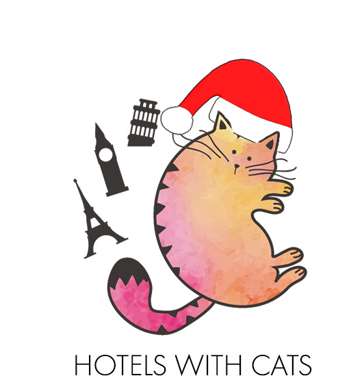 HOTELS WITH CATS