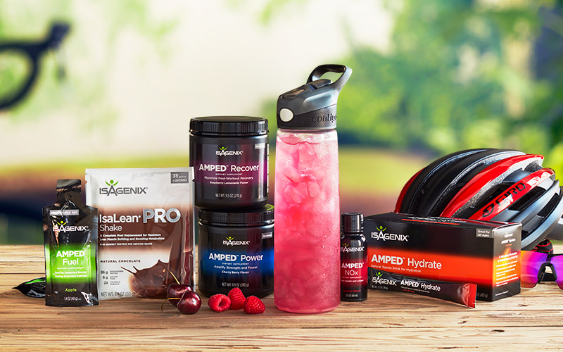 Energy & Performance - For active lifestyles and elite athletes who want to take their fitness to the next level.