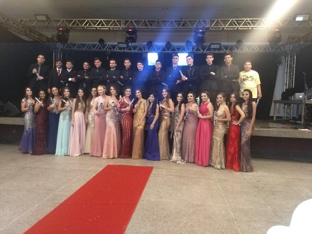 Cenecista Graduating class of 2017