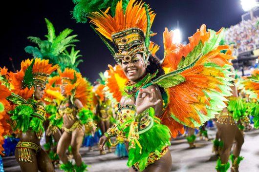 NOT MY PHOTO - Carnaval in Rio de Janeiro