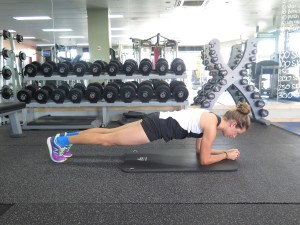 core front plank