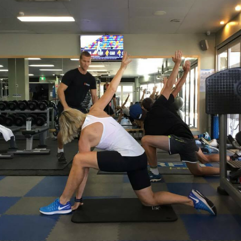 Warm Up & Mobility Routine -
