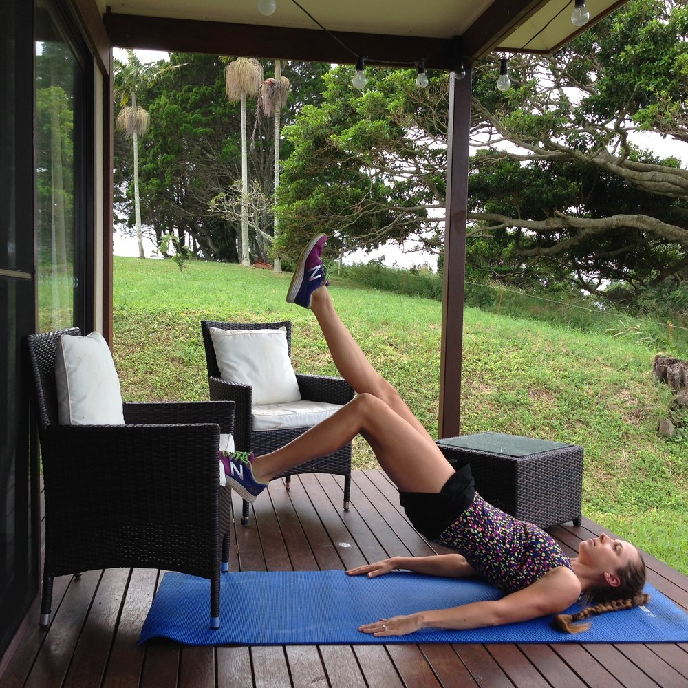 Advanced Bodyweight Workout -
