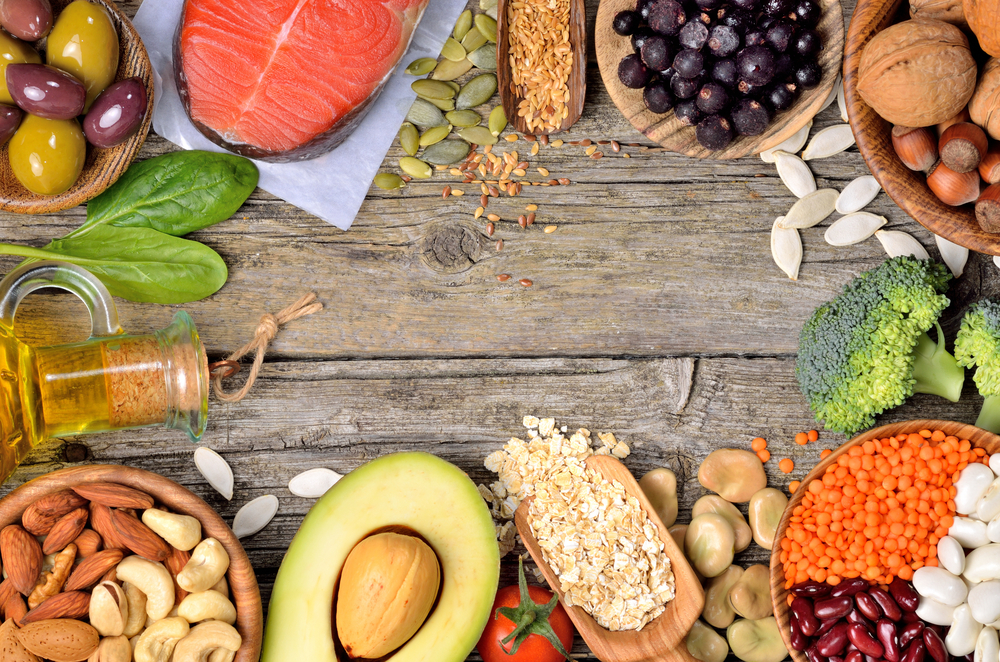 Nutrition - Click here for Recipes...