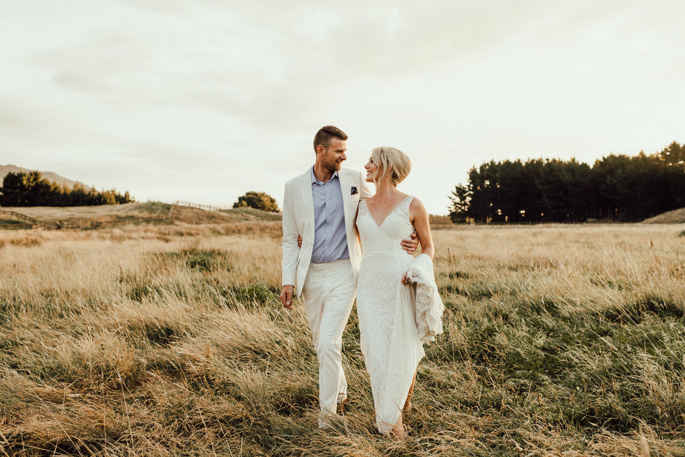 Danielle & John - Sudbury, WellingtonJanuary 2018