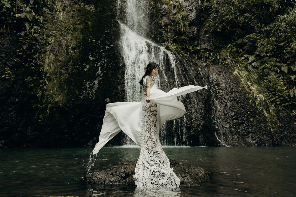 Cecile & An - Drown the Gown Highlights VideoAuckland, New ZealandApril 2018